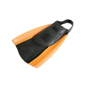 Hydro Surf Tech 2 Fin Black/Orange - Lrg