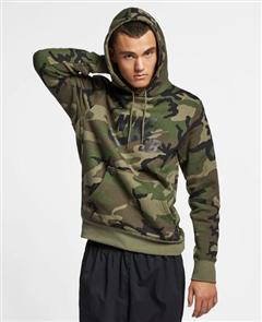 Nike Sb Icon Hood, 222, Medium Olive