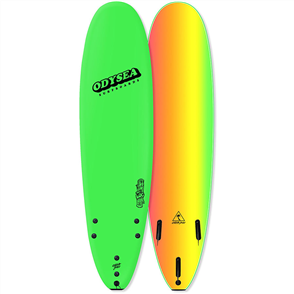 Odysea 80 Odysea Log Softboard, Neon Green 17