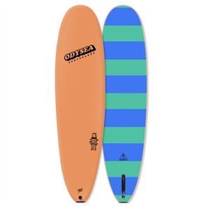 Odysea 90 Odysea Log Softboard, Pilsner 17