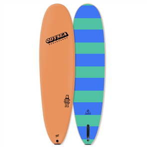 Odysea 90 Odysea Plank Softboard, Pilsner 17