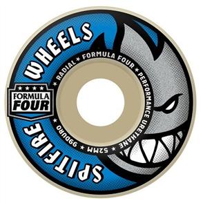 Spitfire Wheels Formula Four 99 Radial, Blue