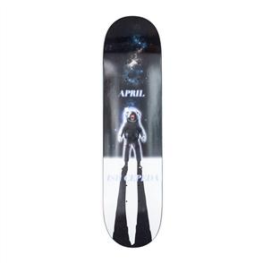 April Skateboards DECK ISH CEPEDA 1, Size 8.0