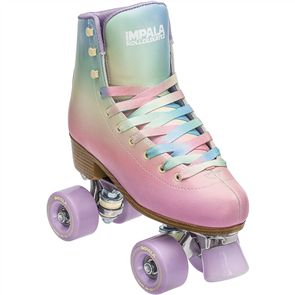 Impala Quad Rollerskates, Pastel Fade