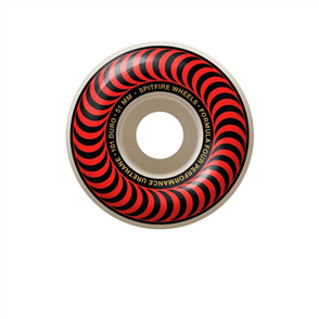 Spitfire WHEEL F4 101 CLASSIC RED 51