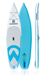 AGENDA ISLAND HOPPER SEAL SKIN ISUP - NO BAG/PUMP