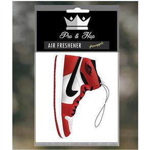 Pro & Hop Ji Red White