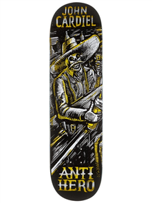 Anti Hero DECK CARDIEL AGUARDIENTE 8.38