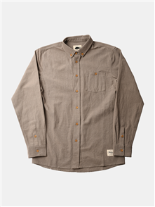 Just Another Fisherman ANCHORAGE SHIRT, GREY