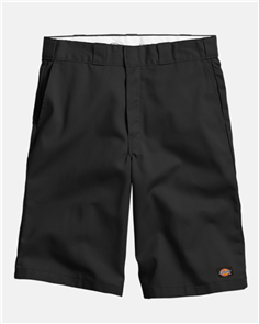 Dickies YOUTH LOOSE FIT WORK SHORTS, BLACK