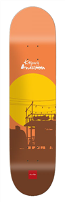 Chocolate Crailtap Sun Series Anderson Deck