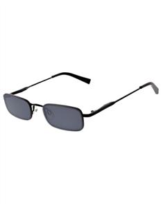 KENDALL + KYLIE LANCER Sunglasses, Satin Black