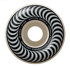 Spitfire WHEELS F4 99 CLASSIC SILVER 54