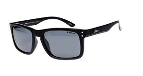 Cheap Thrill - Polar Sunglasses, Twin Blacks