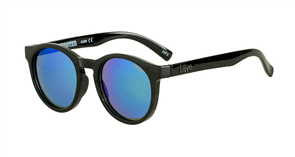 Liive Six Shooter - Revo Signature Series Sunglasses, Black