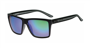 Liive Hazza - Revo Signature Series Sunglasses, Matt Black /Xtal Blk