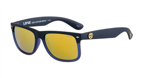 Liive The Captain - Revo Signature Series Sunglasses, Navy