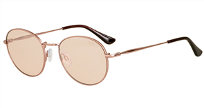 Liive Impala - Mirror Sunglasses, Rose Gold