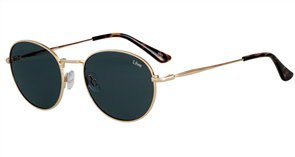 Liive Impala Signature Series Sunglasses, Gold