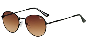 Liive Impala Sunglasses, Black