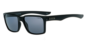 Liive Moto - Polar Sunglasses, Matt Black