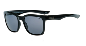 Liive Big Smoke - Polar Sunglasses, Black