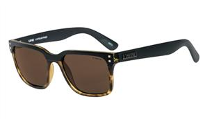 Liive L.D - Polarized Sunglasses, Matt Black / Panama