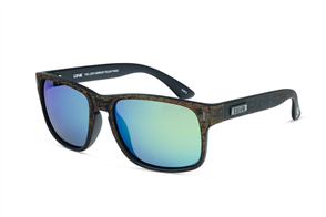 Liive THE LEWY - POLAR SUNGLASSES, BROWN SANDED