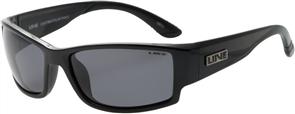 Liive Lightning Polarized Sunglasses, Matt Black