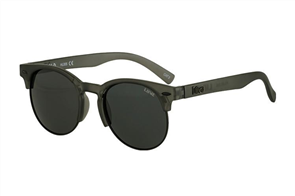 Liive Wild - Polarized Sunglasses, Matt Xtal Smoke