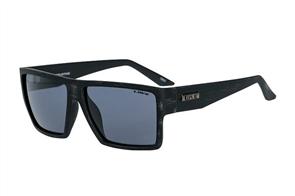 Liive Volt - Polarized Sunglasses, Wire Brush Black