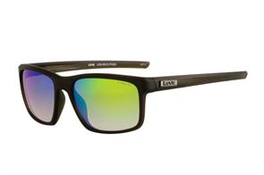 Liive Von-Revo Sunglasses, Matt Xtal Beer