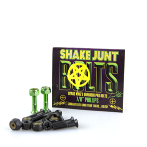 Shake Junt Lizard King Pro Bolts Allen