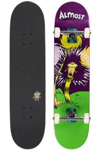 Almost Lorax Premium Skate Compete, Purple