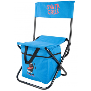 Santa Cruz Sc Cooler Chair, Screaming
