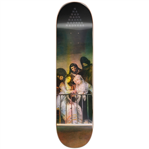 """Madness Creeper Popsicle R7 Skate Deck, Size 8.75"""""""