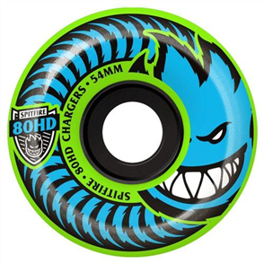 Spitfire 80Hd Wheels Charger Conical Mash Up 56mm
