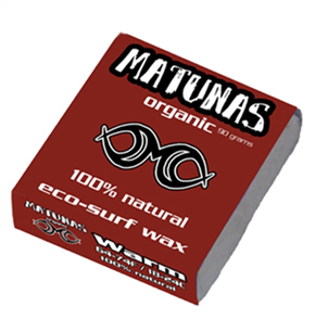 Matunas Organic Warm Surf Wax 90G
