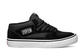 Vans Half Cab Pro Black/Black/White