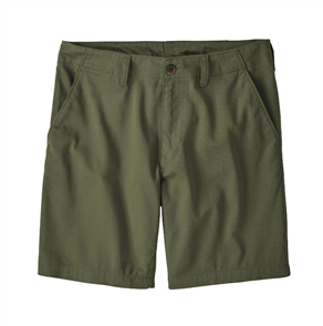 Patagonia Mens Four Canyon Twill Shorts 8inch, Industrial Green