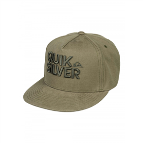 Quiksilver Hues Buster Headwear, Forest Night