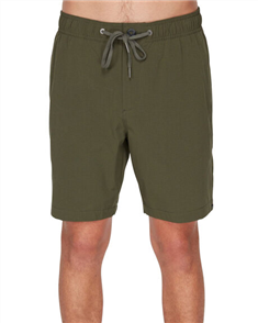 Billabong SURFTREK PERF ELASTIC WALKSHORT, MILITARY