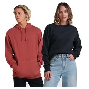 Billabong OD Mixed Fleece Combo, Black + Desert Red