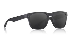 Dragon Monarch Sunglasses - Matte Black H20 I Smoke P2