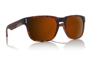 Dragon Monarch Sunnies, Matte Tortoise Bronze P2 Polarized