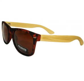 Moana Rd Sunnies, Tort Plain Arms Brown Lens