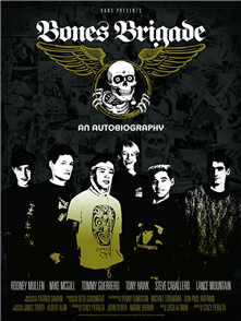 BONES BRIGADE: AN AUTOBIOGRAPHY (2012), BLUE-RAY DVD