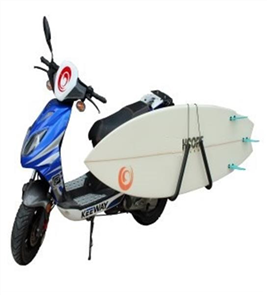 Unbranded Surfboard Scooter Rack