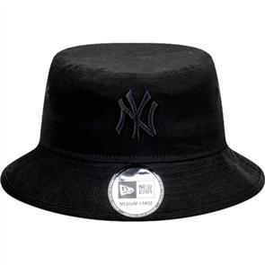 NewEra NEW YORK YANKEES BUCKET HAT, BLACK