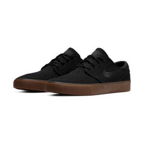 Nike SB Zoom Stefan Janoski Canvas RM Mens Shoe, BLK/BLK-GUM